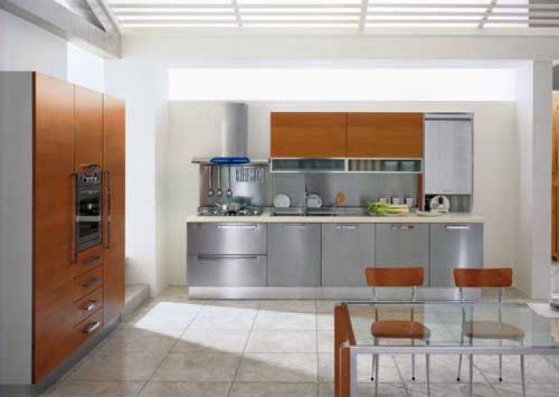 Шикарный классический дизайн интерьеров французских кухонь.